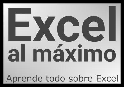 Excel al Máximo